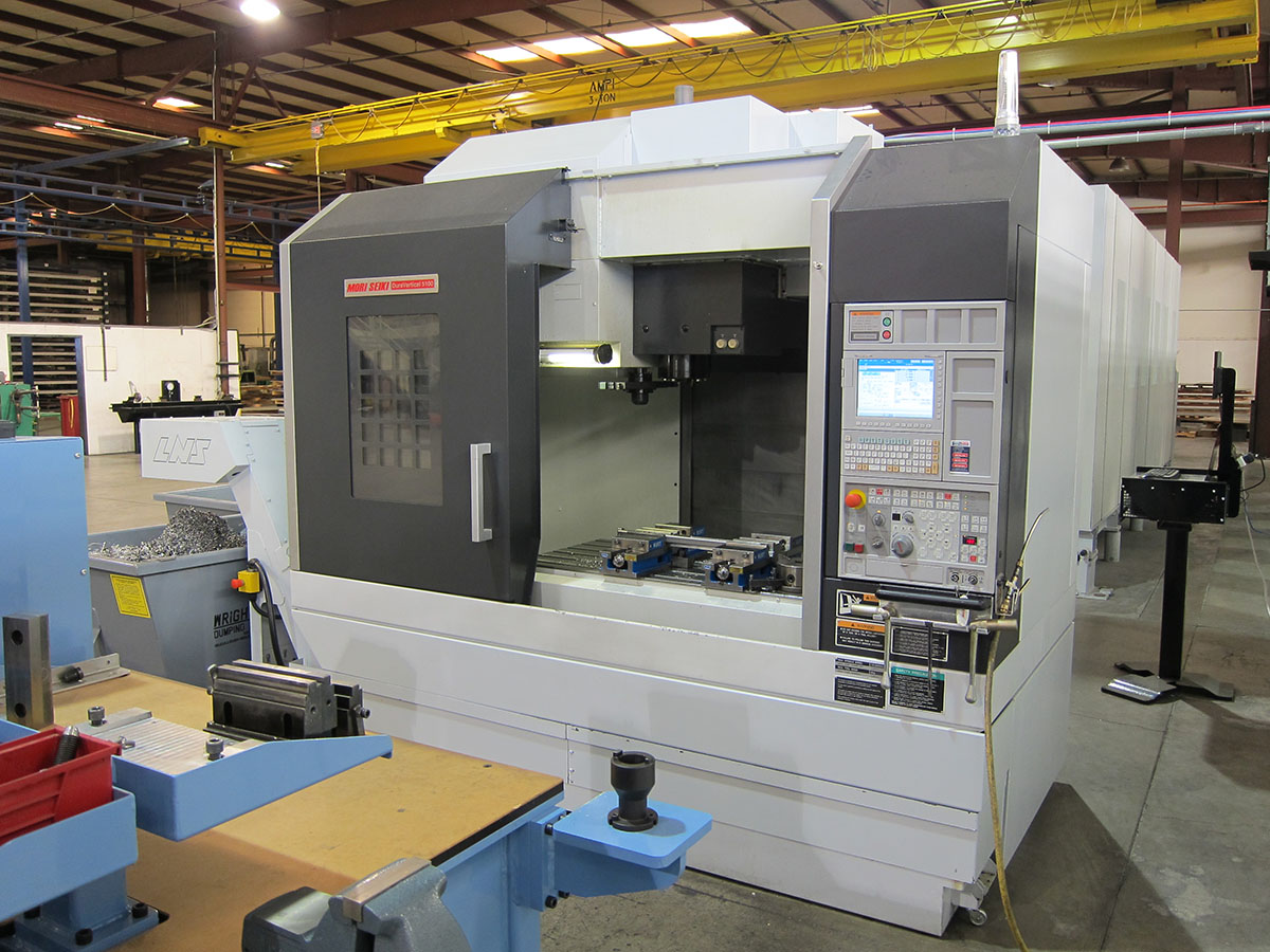 DMG Mori Seiki DV 5100 Vertical Machining Center