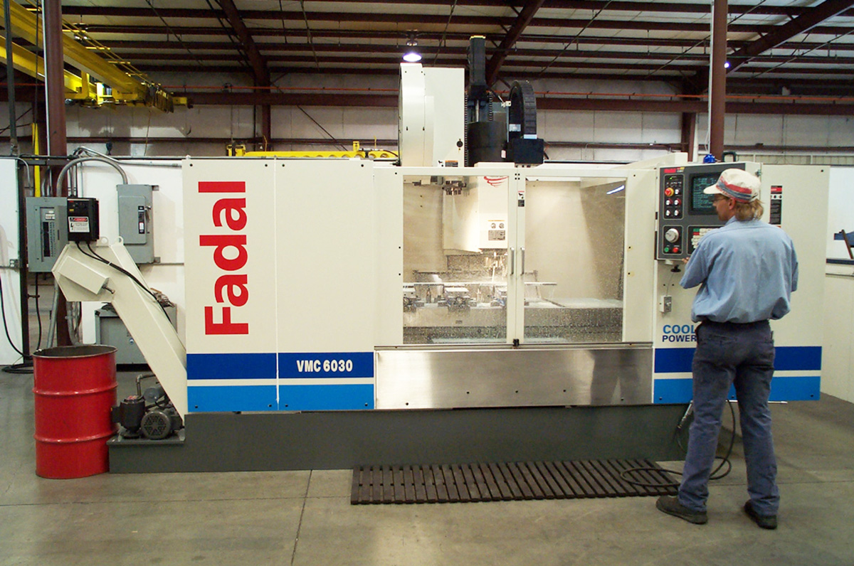 Fadal 6030 Vertical Machining Center