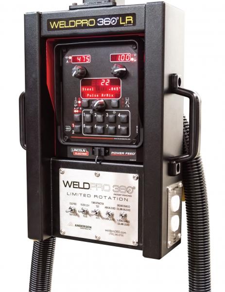 WeldPro 360 - Mig Weld Boom on